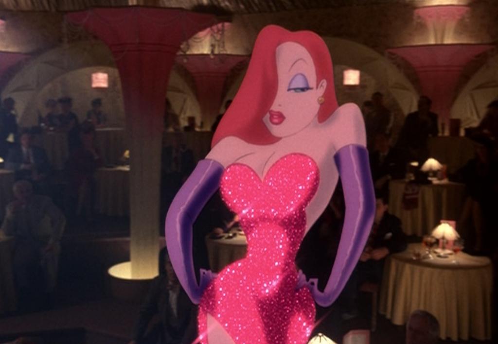 Jessica Rabbit On The Cover Of Vogue! | Mangoblüte Sabrina The Animated Series Harvey